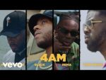 (Video) Manny Norte ft Rema, 6lack, Tion Wayne & Love Renaissance - 4AM