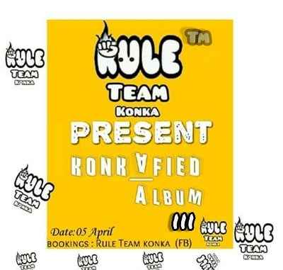 Rule Team Konka Konkafied lll Full Album Zip Download