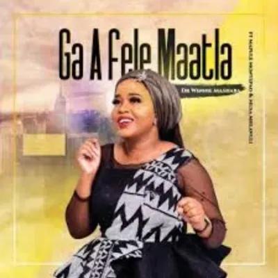 Dr Winnie Mashaba Ga A Fele Maatla