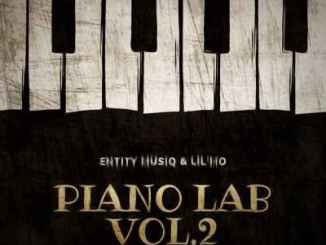 Entity MusiQ & Lil'Mo Piano Lab Vol.2 Mix Mp3 Download Free Music