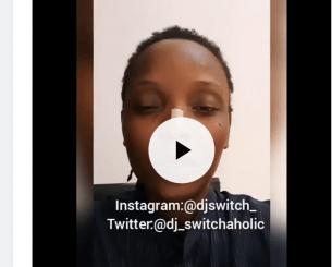 DJ Switch Story of Lekki Toll Gate Shooting Video