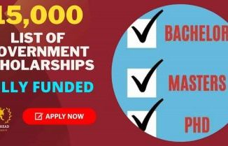 2021 Fully Funded Scholarships Applications
