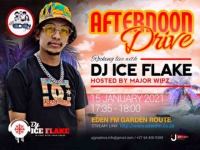 DJ Ice Flake Eden FM Afternoon Dive Mix Download