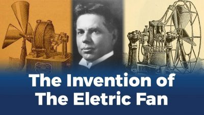 Who Invented Electric Fan