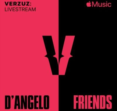 D'Angelo Verzuz: D'Angelo x Friends Live Album Download