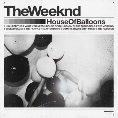 The Weeknd House of Balloons Album Download