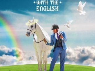 Mr JazziQ Party With The English Album Download