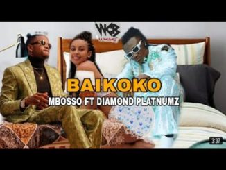 Mbosso Baikoko Video Download