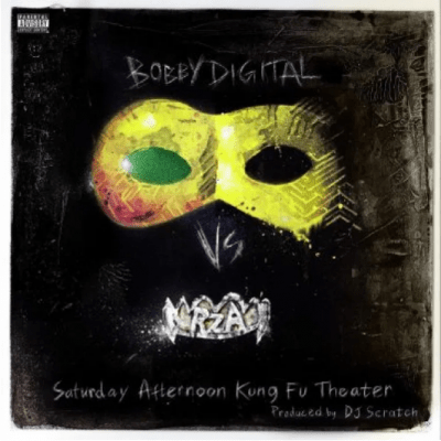 RZA Saturday Afternoon Kung Fu Theater Download