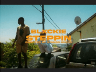 Blxckie Steppin' Mp4 Video Download