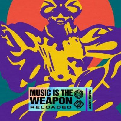 Major Lazer Hands Up MP3 Download