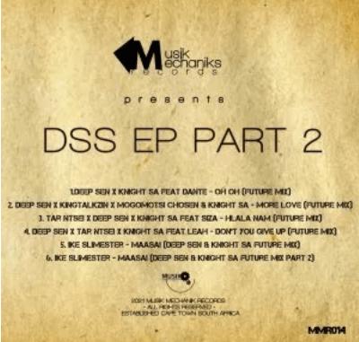 VA D S S EP Part 2 Album Download