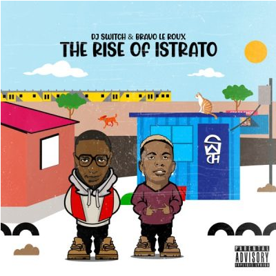 Bravo Le Roux The Rise of Istrato EP Download