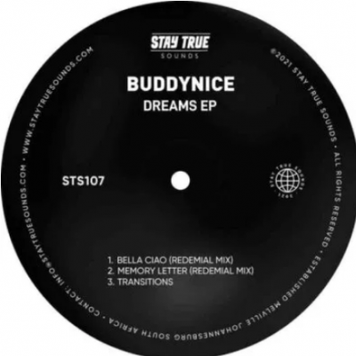 Buddynice Dreams EP Download