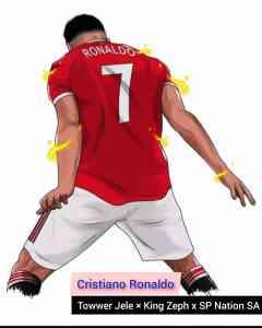 Towwer Jele Christiano Ronaldo MP3 Download