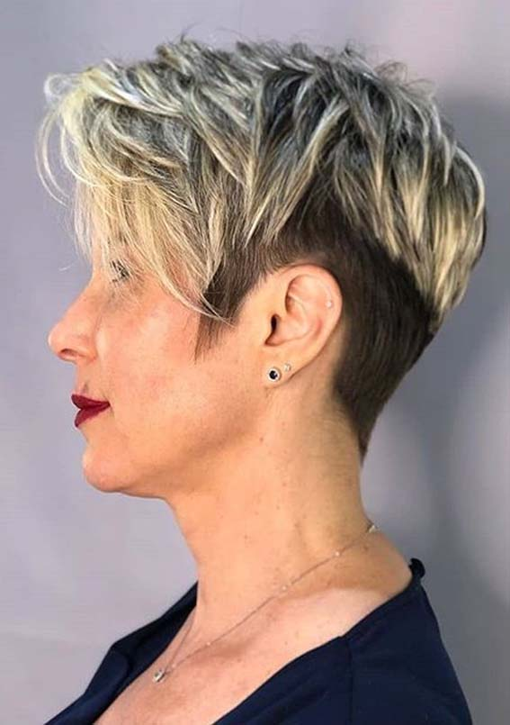 Best Short Pixie Cropped Haircuts for Women in 2020