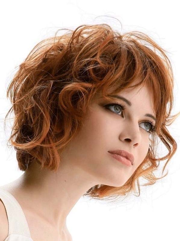 Gorgeous Curly Bob Haircuts for Women to Sport in 2020