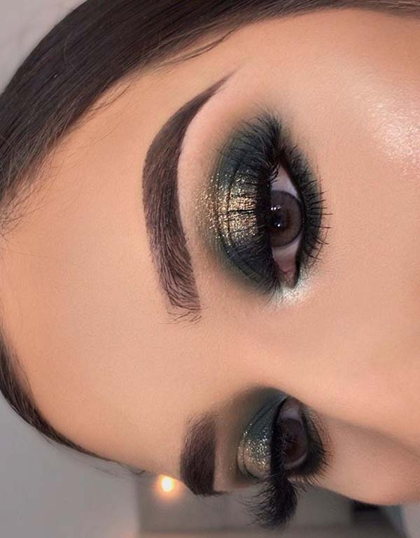 Hottest smokey Eye Makeup Ideas to Try in Year 2020