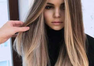 Lovely Blonde Balayage Hairstyle to Inspire you In 2020