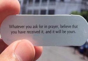 Believe that you have Received it - Best Prayer Quotes