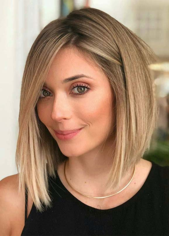 Best Short Straight Bob Haircuts for Women in 2020