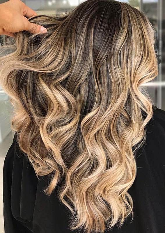 Effortless Balayage Hair Colors Trends for Ladies to Sport in 2020
