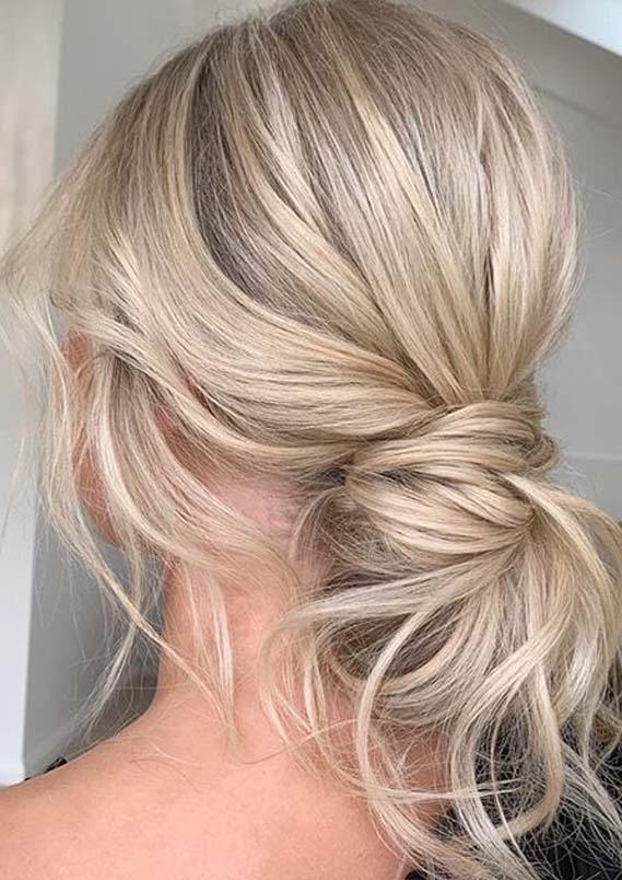Easy Updo Hairstyles for Women to Wear in 2020
