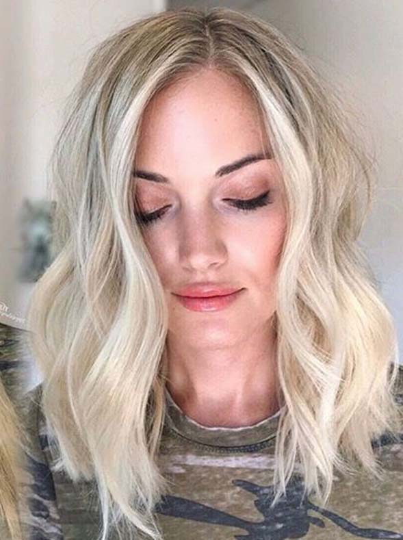 Fresh Blonde Hair Color Ideas for Women in Year 2020