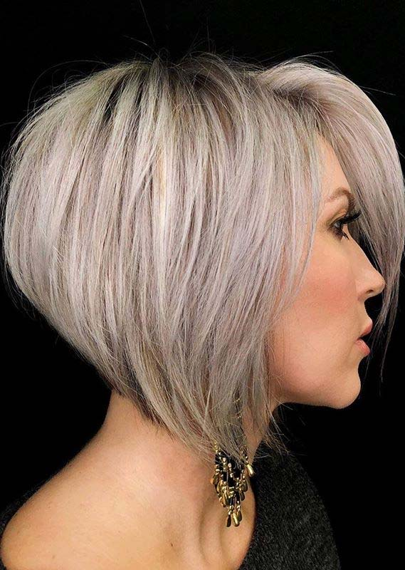 Latest Short Bob Haircut Styles for Girls in Year 2020