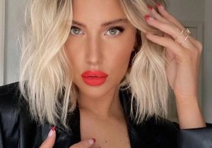 Super Cool Short Hair Highlights & Style to Inspire You In 2020