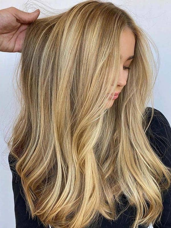 Golden Blonde Hair Colors and Hairstyles for Women 2020