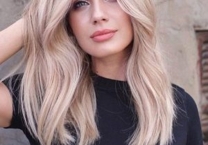 Good Looking Blonde Hair Color & Highlights for 2020