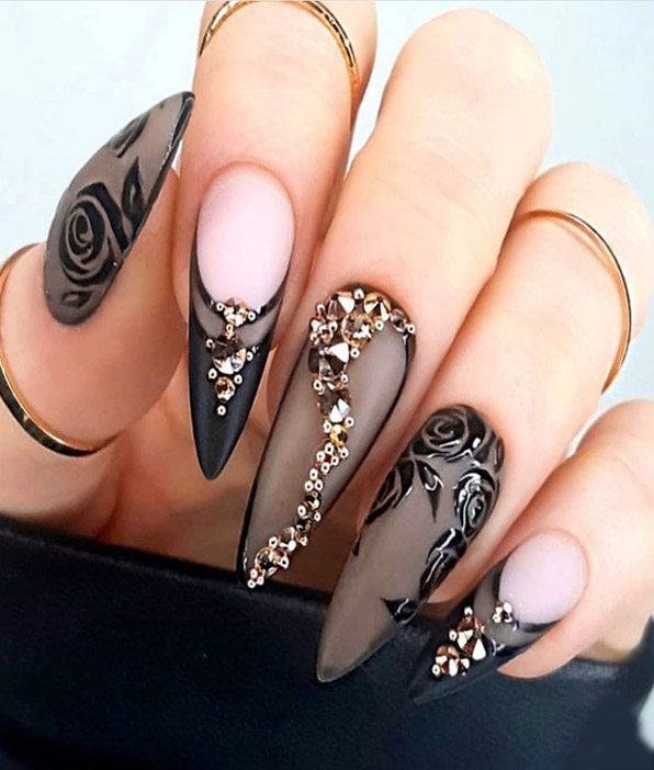 Fascinating Nail Ideas & Looks for Your Finger