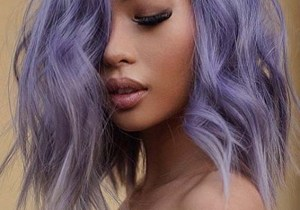 Stylish Lob Haircut Styles and Hair Color Trends for Women 2020