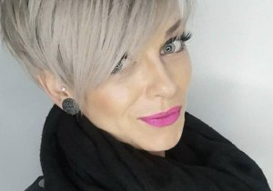 Modern & Stylish Look of Pixie Cut for Short Hair