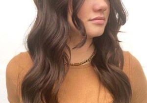 Long Brunette Hair Styles Trends for Women in 2020