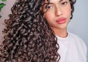 Adorable Curly Haircuts & Style for Long Hair