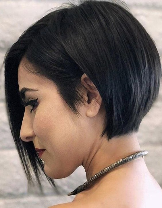 Elegant Style of Short Hair for Girls that are Awesome