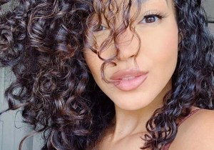 Adorable Curls Styles for Ladies to Show Off in Year 2020