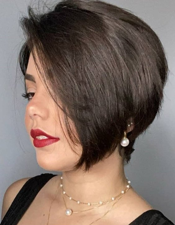Best Style of Short Haircuts for 2020 Girls