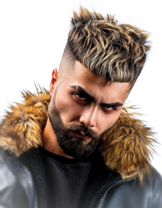 Latest Style of Men Hair to get New Look