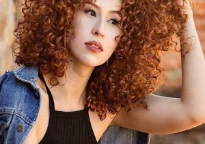Perfect ideas 0f 2021 Red Curly Hair to update your Look