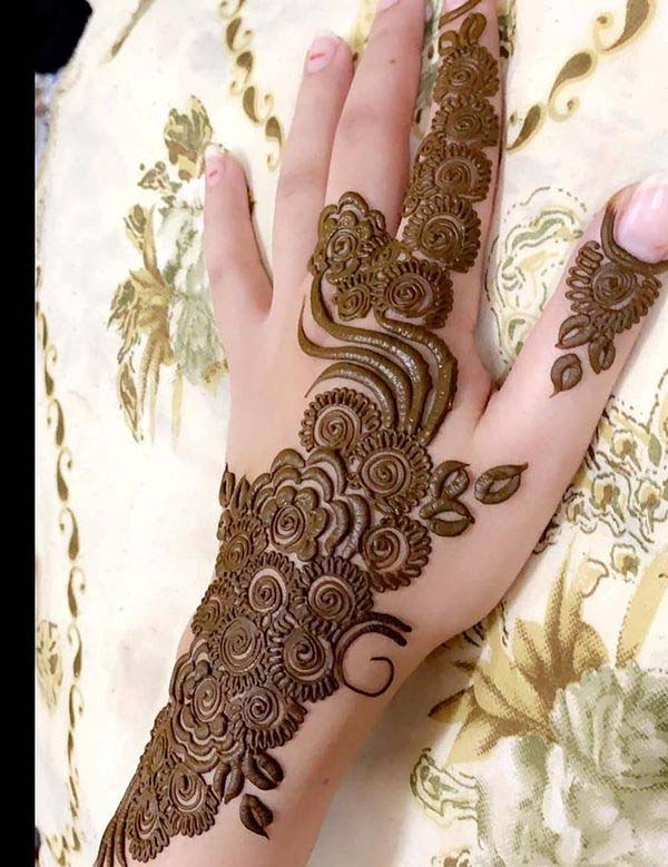 Gorgeous Henna Arts and Designs