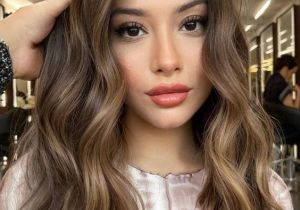 Awesome Style of Balayage Hair & Highlights for 2021