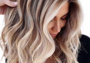 Modern Blonde and Balayage Hair Color Ideas
