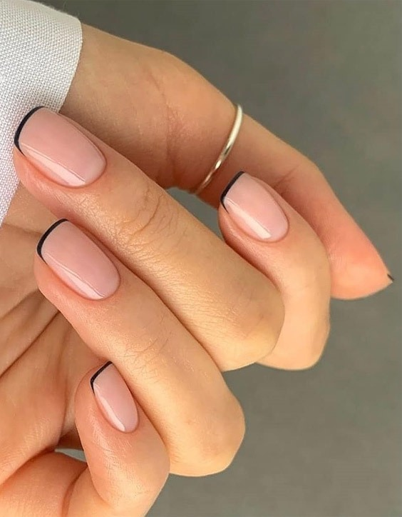 Adorable Simple Nail Style & Look In 2021