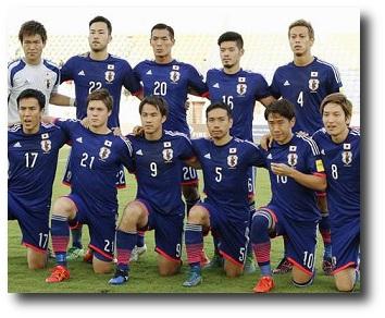 [速報]W杯アジア2次予選シリア戦で日本代表勝利!本田、岡崎、宇佐美で満足?