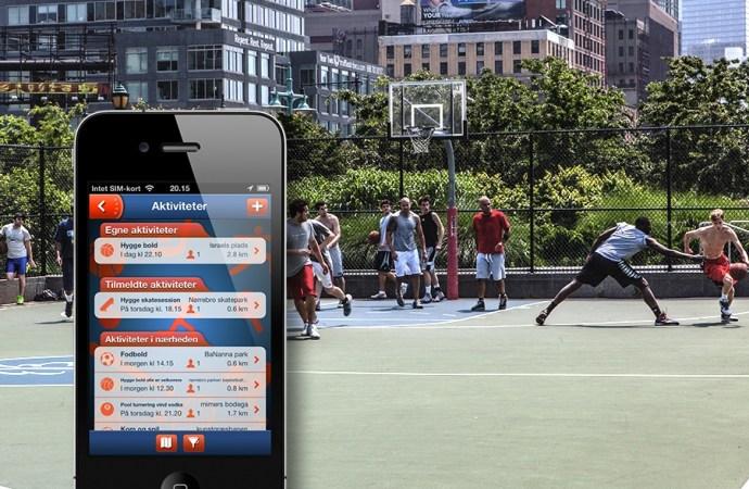 Splinx skaber socialt medie for sportsinteresserede