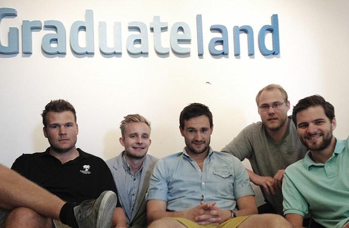 Medstifter bliver ny CEO i Graduateland