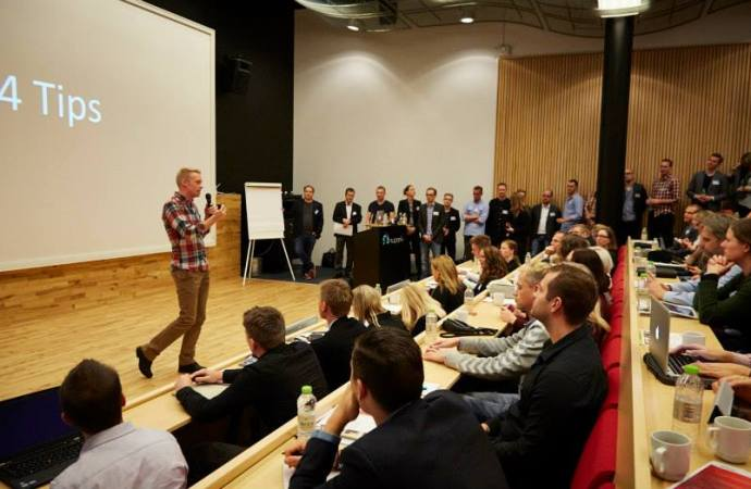 Digital Markedsføring 2013 konference i Holstebro